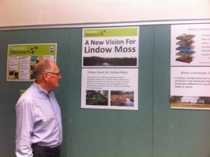 Lindow Moss Exhibition