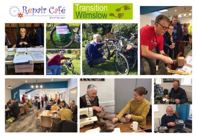 Repair Cafe Collage1