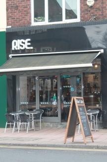 Rise outside PFW